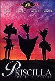 echange, troc Priscilla, folle du désert + incluse : une pochette cadeau