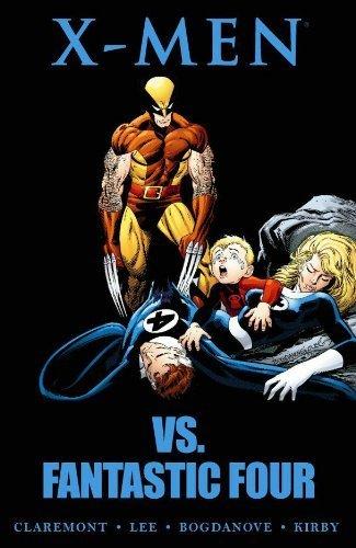 X-Men vs. Fantastic Four (Marvel Premiere Classic) by Chris Claremont (2010-01-20)