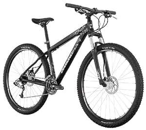 Diamondback Overdrive 29'er Mountain Bike (29-Inch Wheels), Satin Black, Medium/18-Inch
