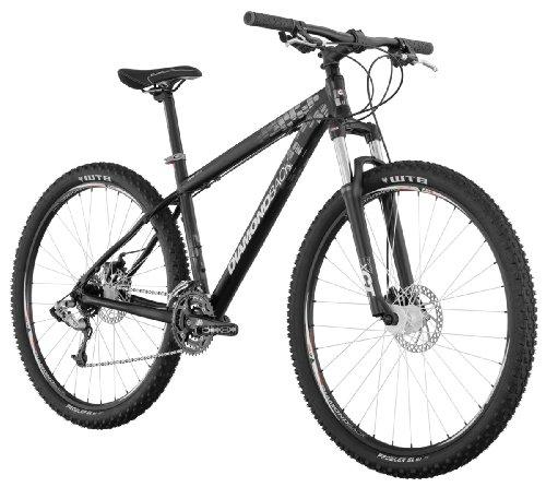 Diamondback Overdrive 29'er Mountain Bike (29-Inch Wheels), Satin Black, X-Large/22-Inch