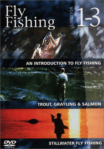 Arthur Oglesby - Fly Fishing: Volumes 1-3 [DVD]