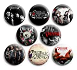 Bullet For My Valentine Music Band Pin Badges Button, 1.25 inches, 8pcs, New
