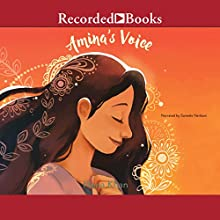 Amina's Voice Audiobook by Hena Khan Narrated by Soneela Nankani