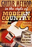 echange, troc Guitar Method: Modern Country [Import USA Zone 1]