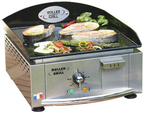 cuisine conviviale roller grill r pl400ee plancha. Black Bedroom Furniture Sets. Home Design Ideas