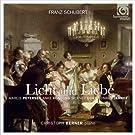 Schubert: Licht und Liebe - Lieder & Vocal Quartets
