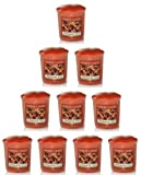 Yankee Candle - 10 Cinnamon Stick Votive Samplers