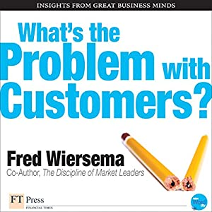 What's the Problem with Customers? Audiobook
