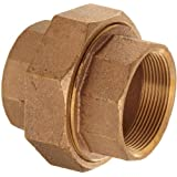 Brass Pipe Fitting, Class 125, Union, NPT Female