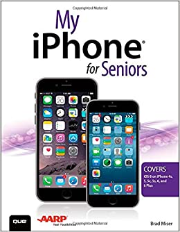 Iphone  Manual For Seniors