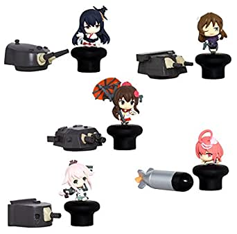 艦隊これくしょん -艦これ- イヤフォンジャックフィギュア 其ノ弐 BOX