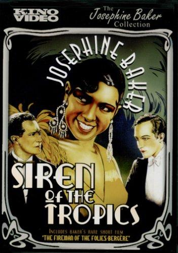 Josephine Baker Collection: Siren of the Tropics [DVD] [Region 1] [US Import] [NTSC]