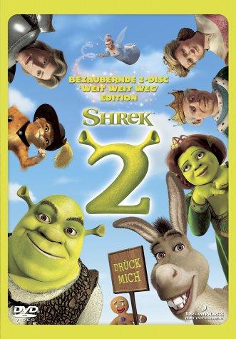 Shrek 2 - Der tollkühne Held kehrt zurück (2 DVDs)