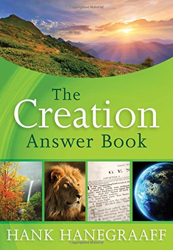 The Creation Answer Book PDF