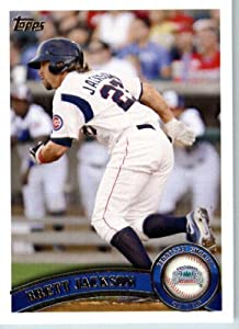 2011 Topps Pro Debut Baseball Card # 302 Brett Jackson - Tennesse Smokies - MiLB... by Topps