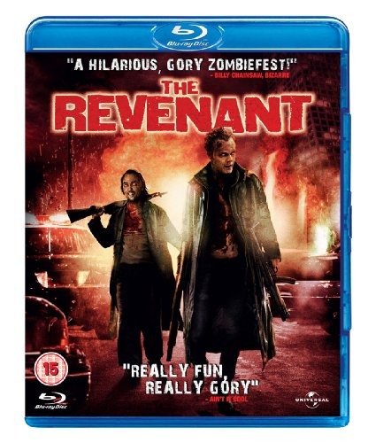 Revenant [Blu-ray] [Import anglais]