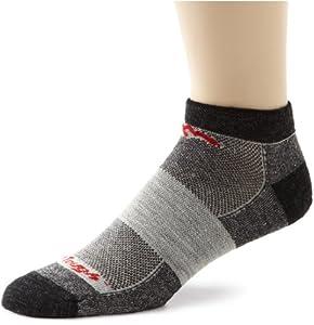 Buy Darn Tough Vermont Merino Wool No Show Mesh Sock by Darn Tough