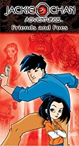 Jackie Chan Adventures - Friends & Foes [VHS]
