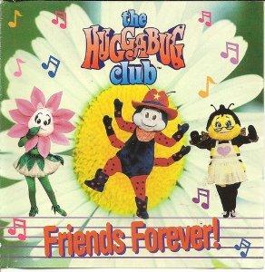 Huggabug Club Friends Forever