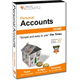 Personal Accounts Home Edition (2005) (PC)by Accountz.com Ltd