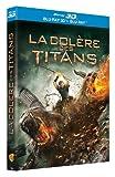 echange, troc La Colère des Titans - Blu-ray + Blu-ray 3D [Blu-ray]
