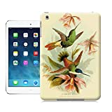 Buythecases durable Hummingbirds art antique prints Bird art for new ipad mini cases