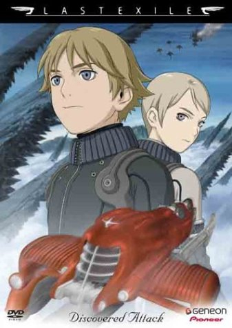 Last Exile 3: Discovered Attack [DVD] [Region 1] [US Import] [NTSC]