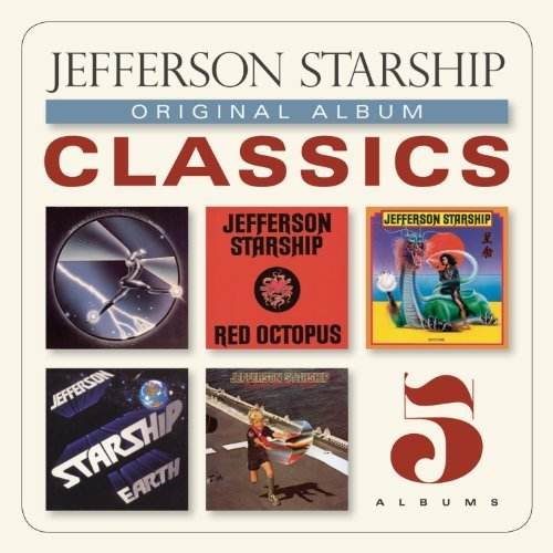 Jefferson Starship - Jefferson Starship: Original Album Classics (2009) - Zortam Music