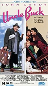 Uncle Buck [VHS]