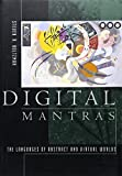img - for Digital Mantras: The Language of Abstract and Virtual Worlds book / textbook / text book