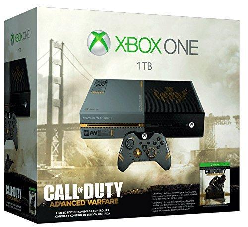 Xbox One Limited Edition Call of Duty: Advanced Warfare Bundle (Advance Warfare 360 compare prices)