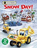 img - for Snow Day: John Deere Giant Lift-the-Flap Book book / textbook / text book