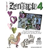 Zentangle?4 by CZT Suzanne McNeill (2012)
