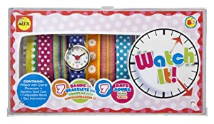 ALEX® Toys - Do-it-Yourself Wear! Watch It ! 119W