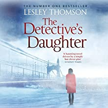 The Detective's Daughter Audiobook by Lesley Thomson Narrated by Paul Ansdell