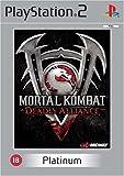 echange, troc Mortal Kombat Deadly Alliance Platinum [ Playstation 2 ] [Import anglais]