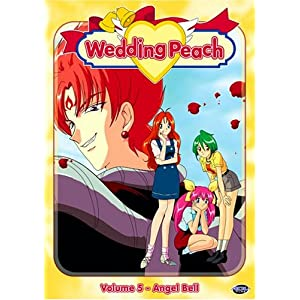 Wedding Peach - Angel Bell (Vol. 5) movie