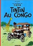 echange, troc Hergé - Tintin au Congo