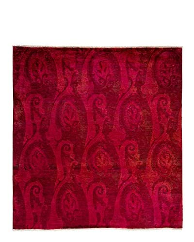 Darya Rugs Ziegler One of a Kind Rug, Red, 8' x 10'