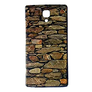 VAV New Sparkle Printed Soft Back Case Cover For Micromax Canvas Blaze 4G+ Q414