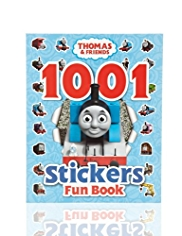 Thomas & Friends© 1001 Stickers Fun Book