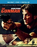 The Gunman (Blu-ray) (2015) Poster
