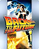 【Amazon.co.jp限定】バック・トゥ・ザ・フューチャー 30thアニバーサリー・スチールブック・ブルーレイ [Blu-ray]