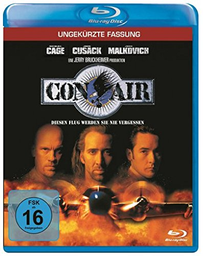 Con Air (ungeschnittene Fassung) [Blu-ray]
