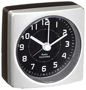 tfa radio controlled alarm clock kitchen home. Black Bedroom Furniture Sets. Home Design Ideas