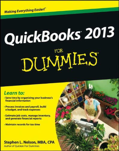 QuickBooks 2013 For Dummies Picture
