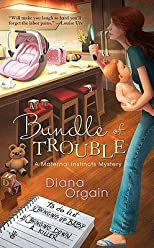 Bundle of Trouble   [BUNDLE OF TROUBLE] [Mass Market Paperback]
