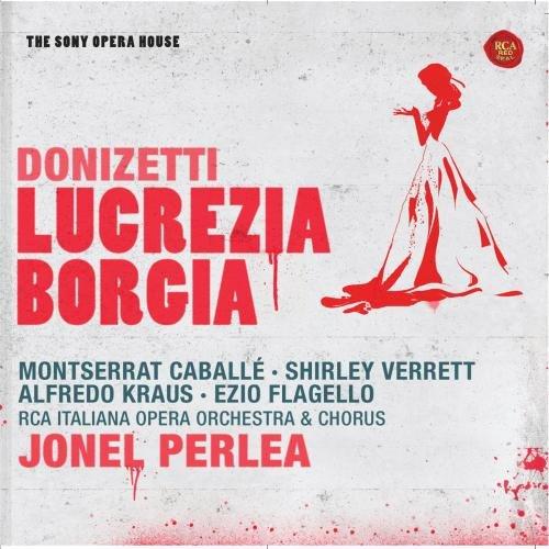 Lucrezia Borgia - Donizetti - CD