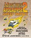 Munchkin Apocalypse 2 Sheep Impact Game