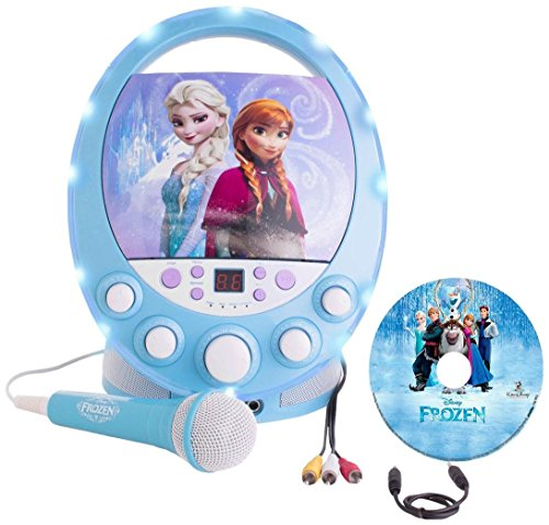 Frozen-Disney-Disco-Party-CDG-Karaoke-with-Light